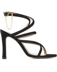 Chloé 'Fynn' Sandals - Lyst
