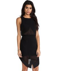 Cameo Mountain Sound Dress in Black - Lyst