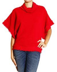 Love Moschino Sweater Woman Moschino - Lyst