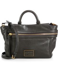 Marc By Marc Jacobs Third Rail Small Tote - Lyst