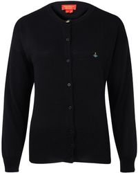 Vivienne Westwood Red Label -  Classic Wool Cardigan - Lyst