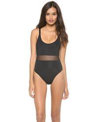 Beth Richards Agnes One Piece Swimsuit - Lyst