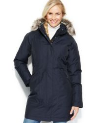 The North Face Arctic Down Parka - Lyst