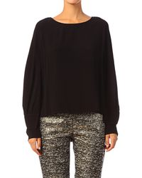 See By Chloé Long Sleeve Top - Lyst