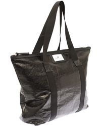 Day Birger Et Mikkelsen Black Night Gweneth Metallic Tote Bag - Lyst