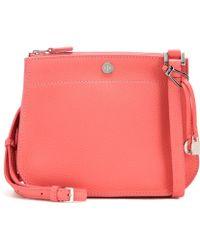 Loro Piana - Milky Way Leather Shoulder Bag - Lyst