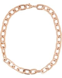 Fallon Pink Shalom Necklace - Lyst