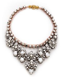 Shourouk Princess Necklace Comet - Lyst