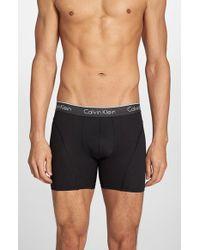 Calvin Klein Men'S 'Air Fx' Low Rise Boxer Briefs - Lyst
