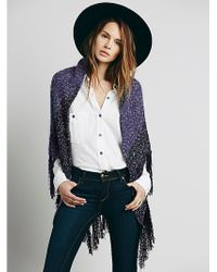Free People Ditch Plains Wrap - Lyst