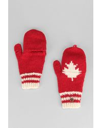Urban Outfitters - Canada Convertible Glove - Lyst