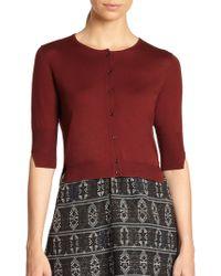 Akris Punto Wool Sweater - Lyst