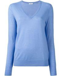Equipment Fine Knit Sweater - Lyst
