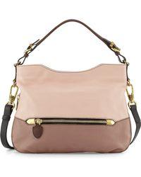 orYANY - Ellie Leather Hobo Bag - Lyst