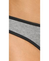 Love Haus by Beach Bunny - Barely There Cheeky Panties - Lyst