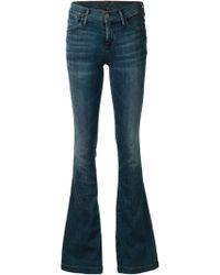 Goldsign Blue 'Stella' Jeans - Lyst