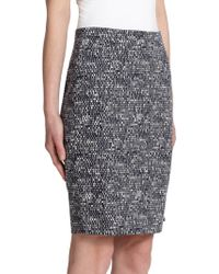 Weekend by Maxmara Belford Pencil Skirt - Lyst
