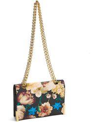 Badgley Mischka Joelle Floral Shoulder Bag - Lyst