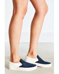 Vans - Classic California Slip-on Sneakers - Lyst