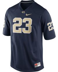 Nike Mens Pittsburgh Panthers Replica Football Game Jersey - Lyst