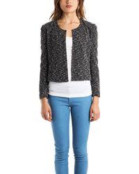 Blue&Cream Dakota Jacket gray - Lyst