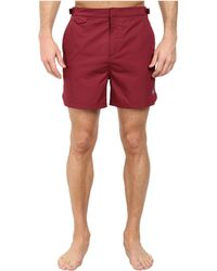 Fred Perry Taped Swimshort - Lyst