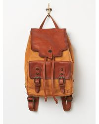 Free People Tracy Backpack - Lyst