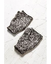 Urban Outfitters - Boucle Shortie Fingerless Glove - Lyst