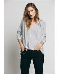 Free People You Make My Day Hacci - Lyst