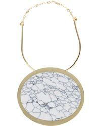 Carven - Necklace - Lyst