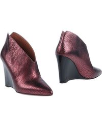 Marc By Marc Jacobs Shoe Boots - Lyst