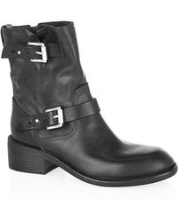 Rag & Bone Andover Leather Boot - Lyst