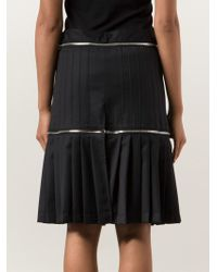 Hood By Air - Pleated Zip Detachable Shorts - Lyst