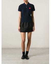 Comme Des Garçons Classic Polo Shirt - Lyst