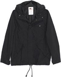 Huf Hooded Deck Jacket - Lyst
