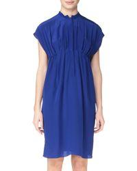 Cacharel Silk Dress - 15Efp425406 - Lyst