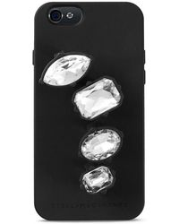Stella McCartney   Crystal Four Finger Ring Iphone 6/6s Case   Lyst