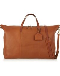 Madewell - Transport Leather Weekend Bag - Lyst