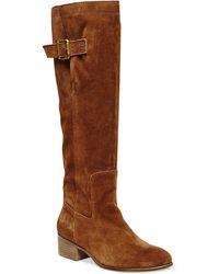Steve Madden Womens Loren Boots - Lyst
