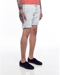 Levi's Denim Shorts 522 Taper Shortly Fantastic blue - Lyst