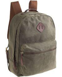 J.Crew Abingdon Backpack - Lyst