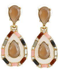 Kate Spade Adventurous Gems Earrings - Lyst