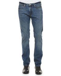 Acne Studios Max Vintage Blue Five-pocket Jeans - Lyst