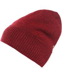 3a489aa6389 HUGO BOSS · BOSS Orange - Knit Cap  katapin  In New Wool - Lyst