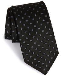 Michael Kors - 'stop Sign' Dot Silk Tie - Lyst
