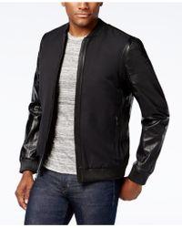 Calvin Klein | Premium Textured Coat | Lyst