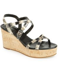 Vaneli Women'S 'Polar' Wedge Sandal - Lyst