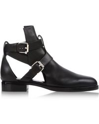 Pierre Hardy Ankle Boots - Lyst