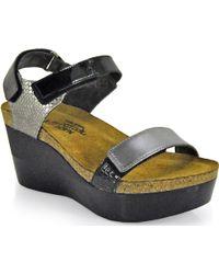 Naot Footwear | Wedge Sandal | Lyst