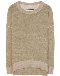 By Malene Birger Farcara Wool-blend Sweater - Lyst